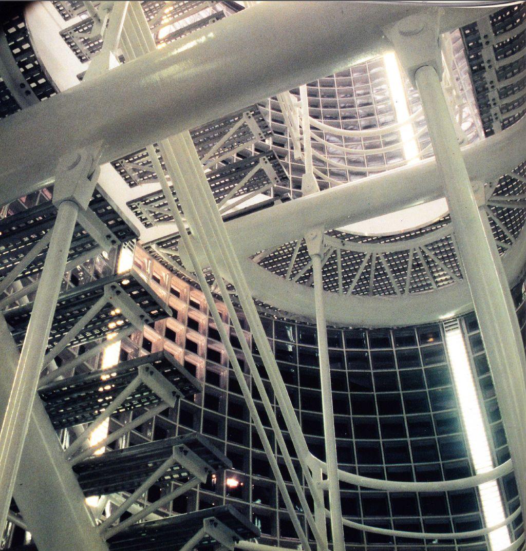 Bauten Und Projekte Von Nicholas Grimshaw Struktur Raum